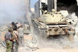 Libyan Forces Face Deadly Daesh