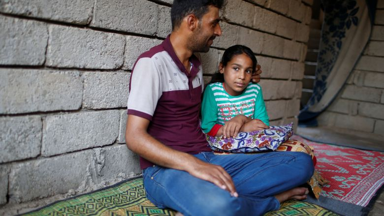 Lost Children are Legacy of Battle for Iraqs Mosul