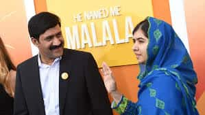 Malala Yousafzai's Father
