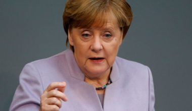 Merkel makes headlines