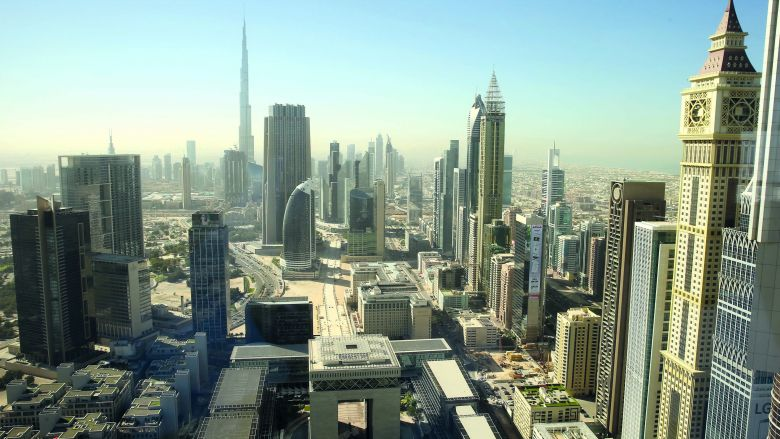 Middle East's Smart Cities