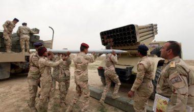 Retake Daesh Stronghold of Mosul