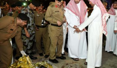 Saudi Interior Ministry Names Qatif Medina Bombers Suspects Arrested