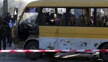 Separate Bomb Attacks Kill At Least 22 in Afghanistan