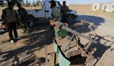 Syrian Rebel Advance in Hama