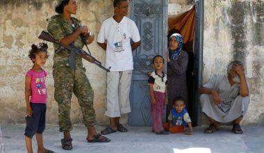 Syrians Begin Returning Home