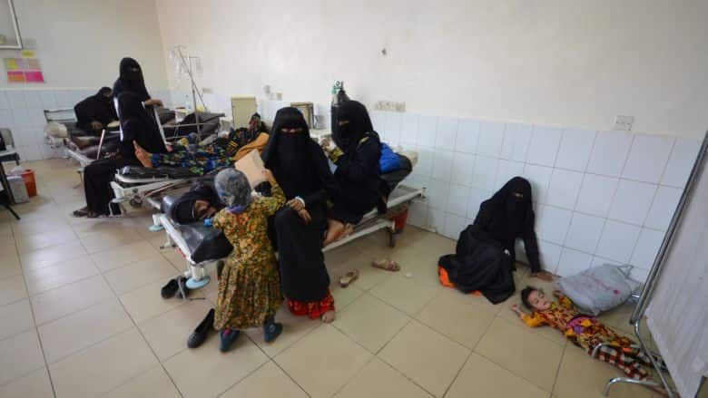 The Cholera Epidemic in Yemen