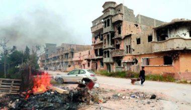 The Libya Effect