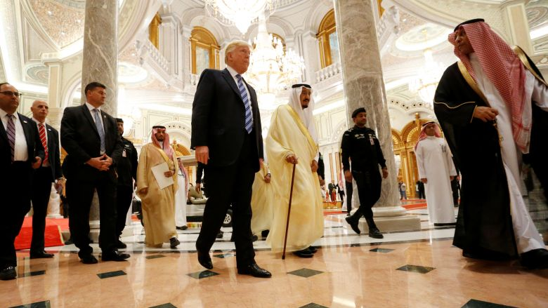 The Saudi U.S. Arms Deal
