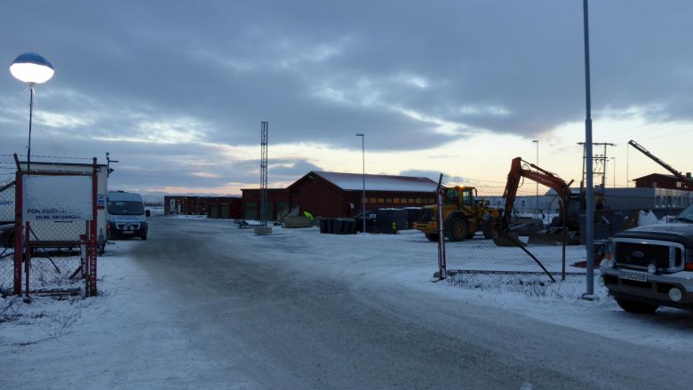 Norway Readies Fence on Ex-Cold War Border