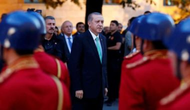 Turkish President Gains Upper Hand