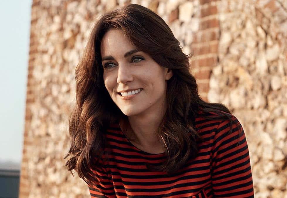 U.K. Royal Kate Appears On Vogue's