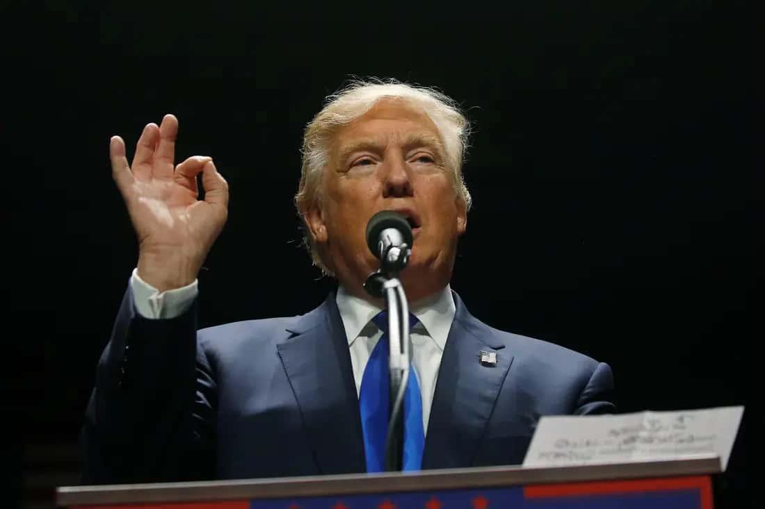 U.S. President-Elect Trump