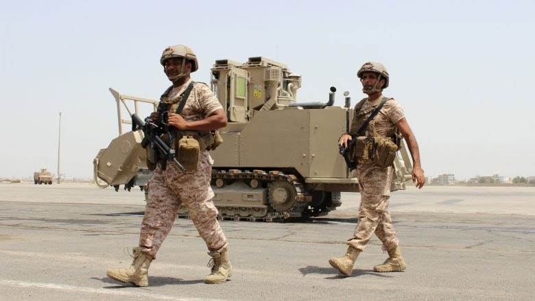 UAE Armed Forces Say Fighter Jet in Yemen Missing
