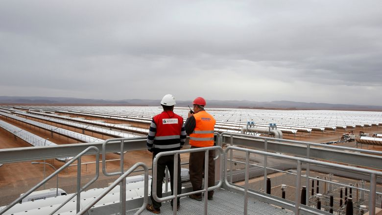 Vast Moroccan Solar Power Plant is Hard Act for Africa to Follow