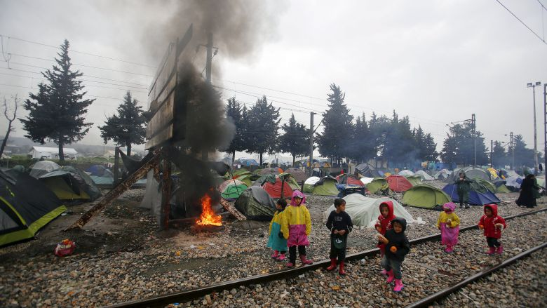 War Disasters Disrupt Education of 80 Million Children