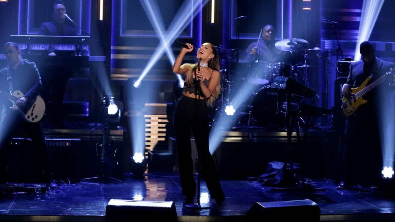 Explosion at Ariana Grande Concert