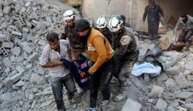 Week of Renewed Aleppo Strikes Kills 141 in East 16 in West – Observatory