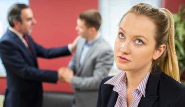 Women Lawmakers Face Discrimination