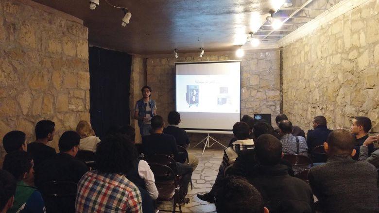 Yemen Cinema Behind The Scenes