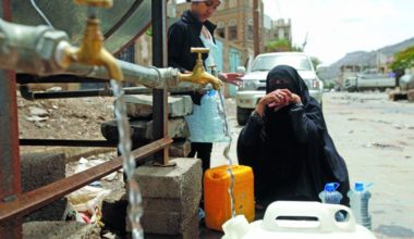 Yemen Thirsty for Peace