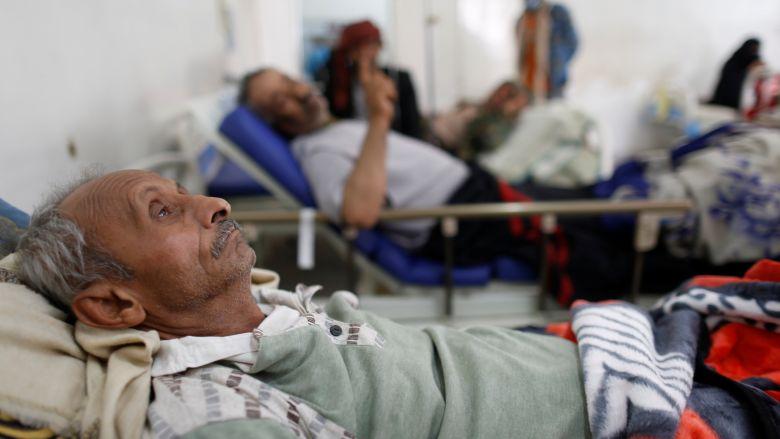Yemen's Cholera Death Toll Rises to 1,500