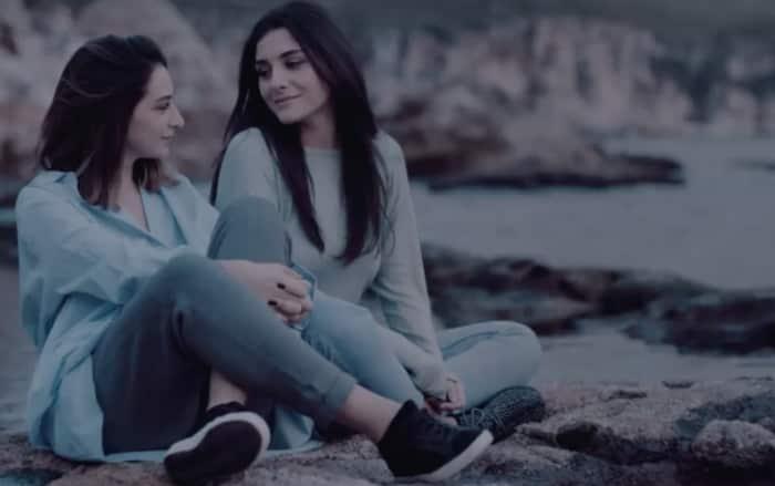 Lebanon's Restaurant Ad Features Same-Sex Couple