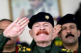 Former Saddam Aide Seeks to Reshape Iraq's Sunni Insurgency