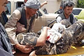 Kabul Kills at least Nine