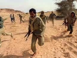 Kidnapped in Libyan Desert
