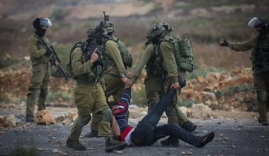 Palestine A Third Intifada