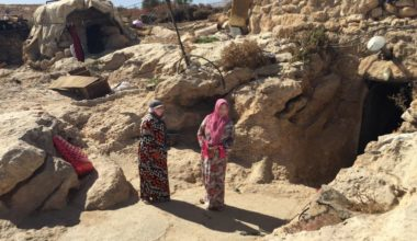 The Cave People of Palestine