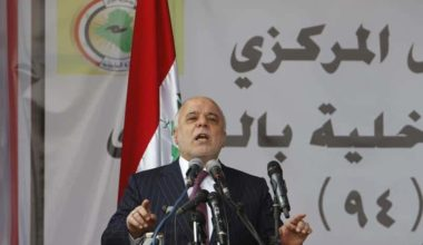 Iran Keep Iraqi PM