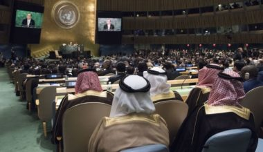 seeking peace gcc states regional conflicts