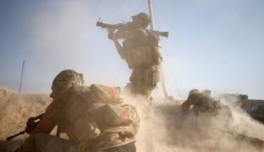 Shi'ite Militias Launch Offensive to Seal off Western Mosul