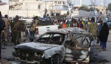 Car Bomb Kills at least 10 People