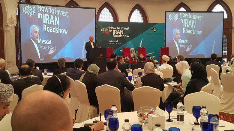 Tehran Targets Foreign Investors