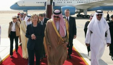 Top Female Politicians Who Defied Saudi Arabia's Dress Code