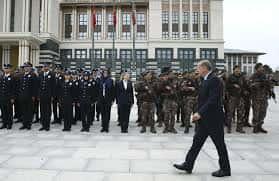 turkey fast track draft bill approving troop deployment qatar1