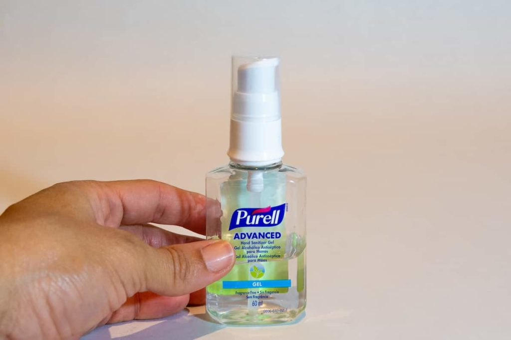 About Purell and their sanitation products