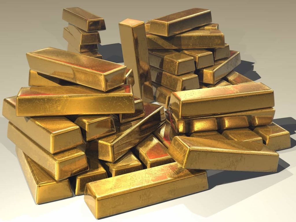 Metal Bullions and Gold Bars are not the same