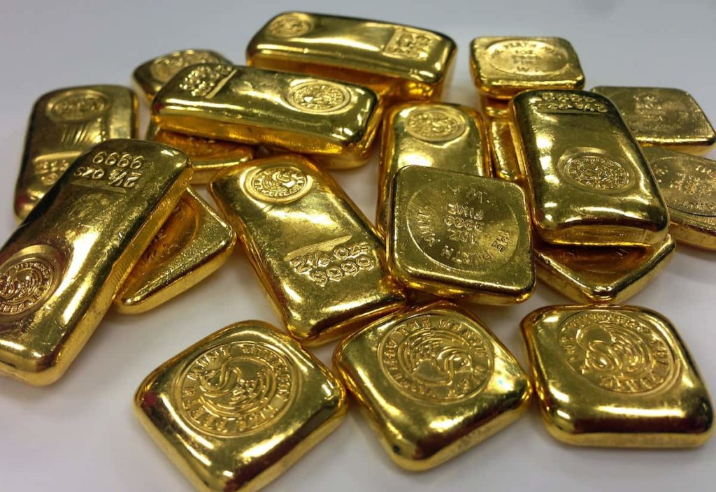 Silver Bullion Are Cheaper Than Gold Bullions