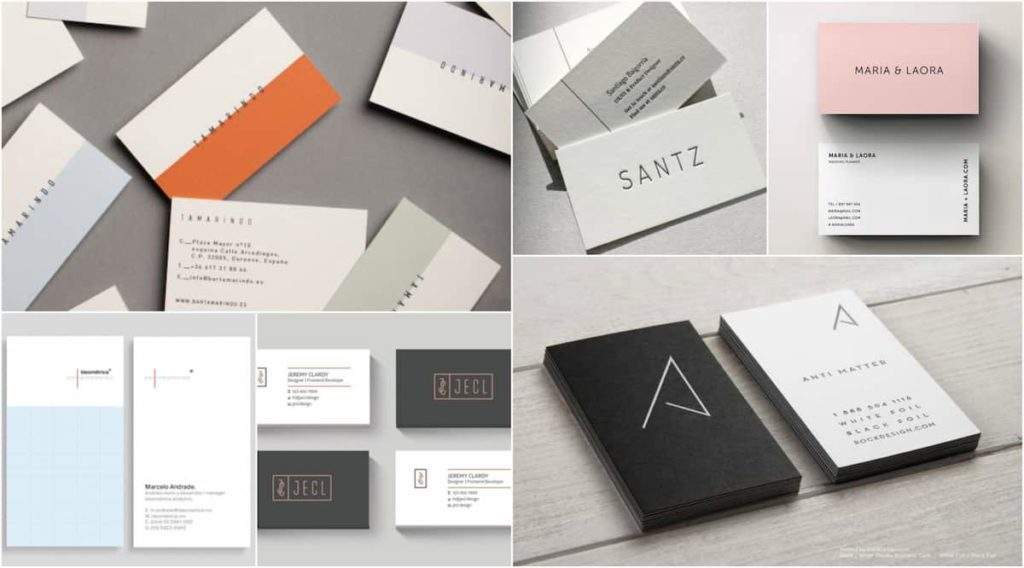 Choosing the Best Font Size for Business Cards