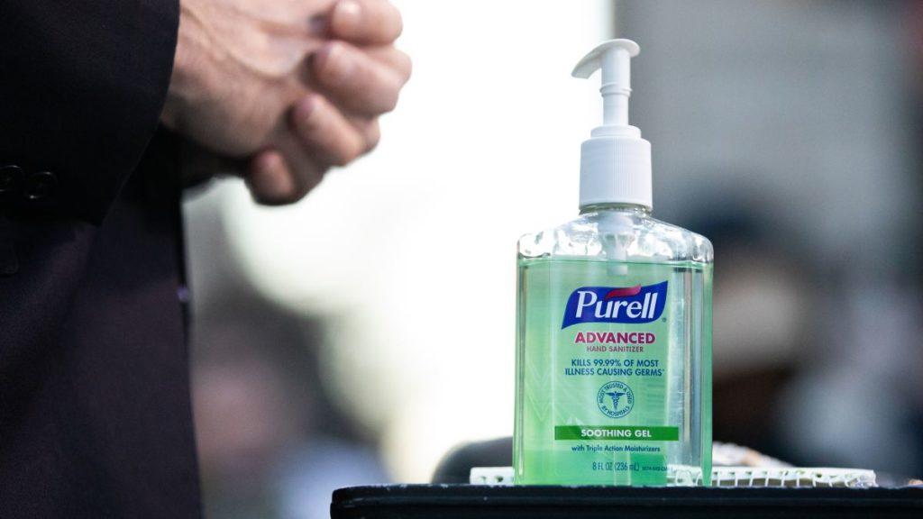 Purell Against the Coronavirus