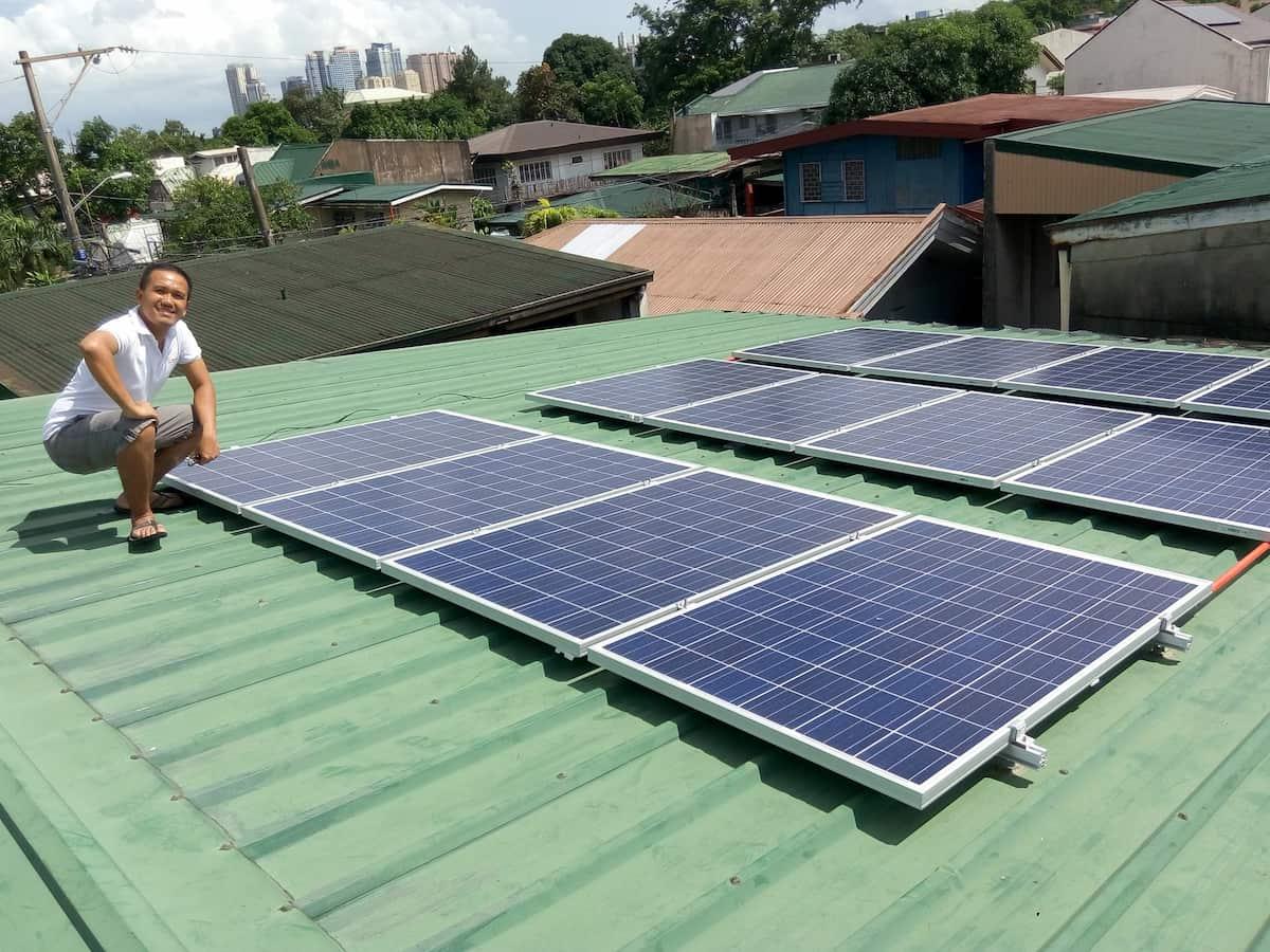 Using Solar Energy Isn't Free