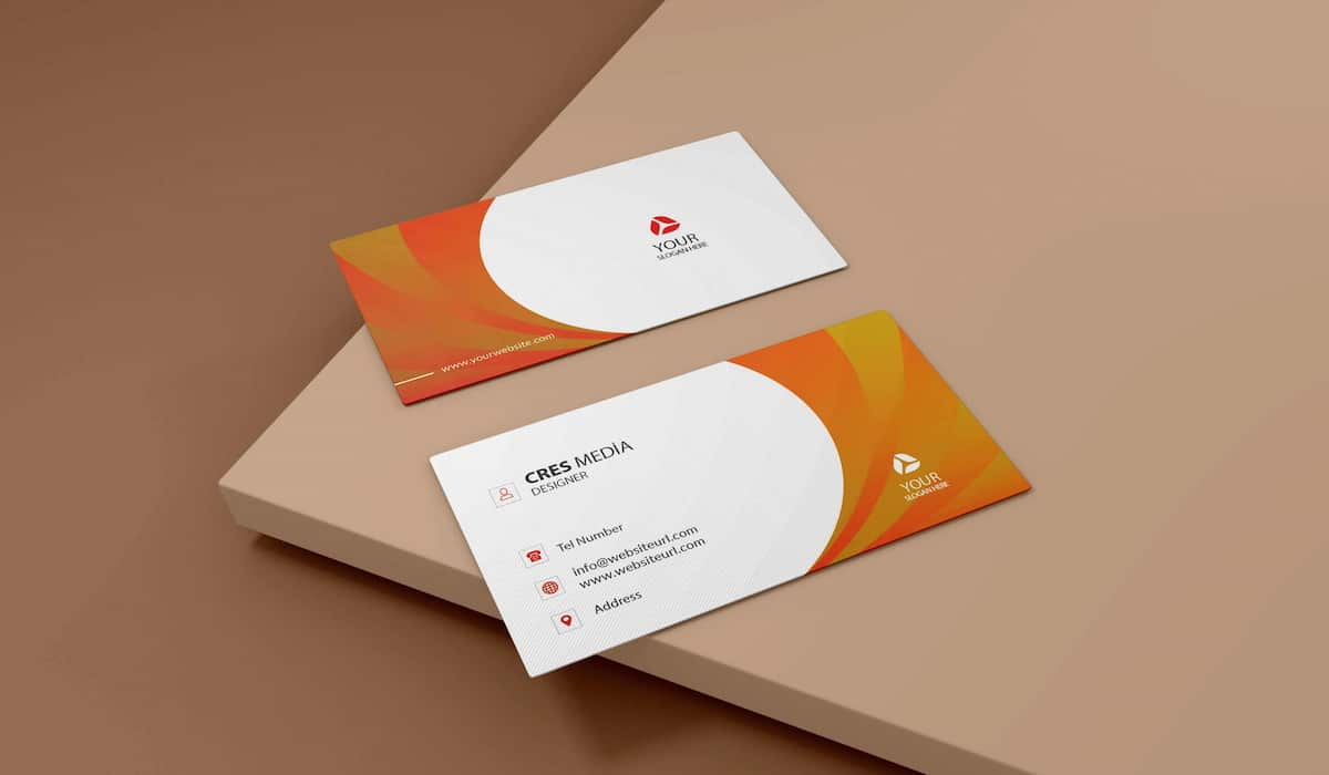 what size are business cards