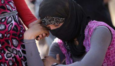 Daesh Using Birth Control To Maintain Sex Slaves
