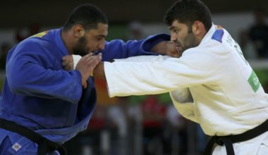 Olympics Egyptian Refuses to Shake Hands with Israeli Opponent