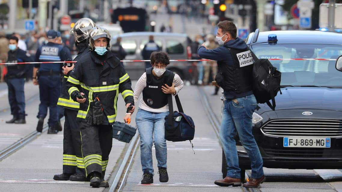 Two Attackers Killed, One Hostage Dead in French church Attack