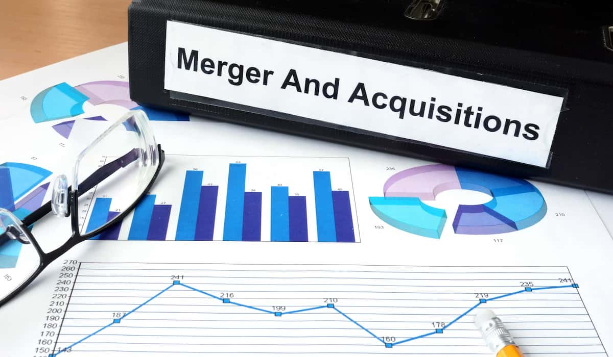 business merger and acquisition